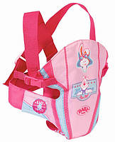 Рюкзак-кенгуру Zapf для куклы Baby Born 822234
