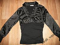 Блузка красивая атлас р.44-46