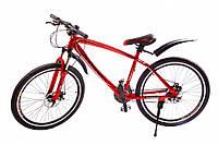 """Велосипед многоскоростной 26"""" TRINO Best / Alloy frame CM010 (Италия)"""
