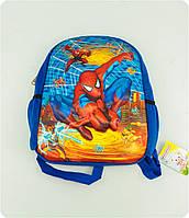 Рюкзачок детский 3D «Человек-паук»