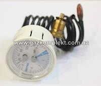 6217003 Термоманометр SIME Format.Zip OF (резьба)