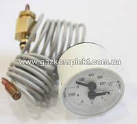 6217005 (6217006) Термоманометр SIME (клипса)