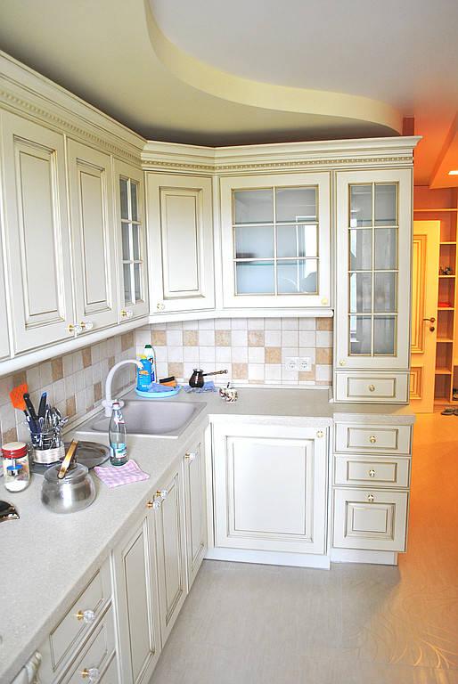 Кухни МДФ Краска 3