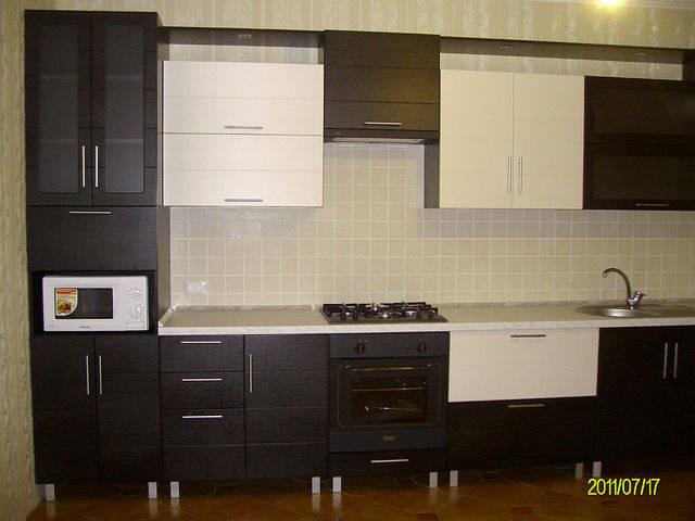 Кухни МДФ Краска 6