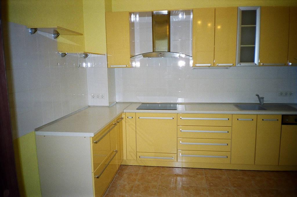 Кухни МДФ Краска 10