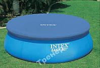 Тент накидка чехол для  бассейна 366 см Intex