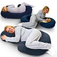 Подушка для беременных и кормления *G*полиэстровые шарики