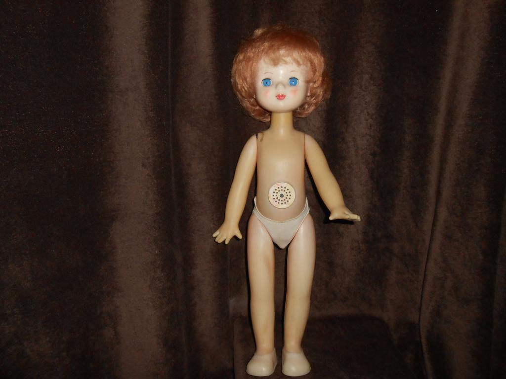 Кукла. СССР. Читать описание. 58 см.