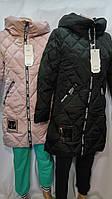 Куртка зимняя стеганая якорь