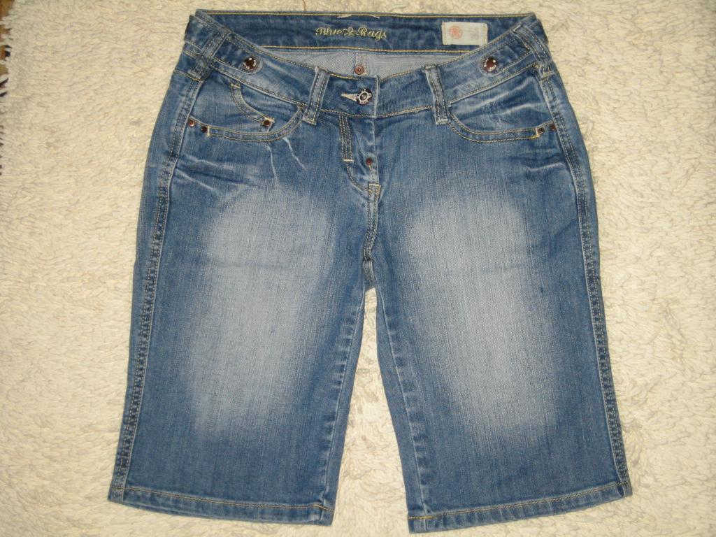 Модные шорты---как новые!!!