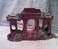 Акв.керамика-Арка с колонами.