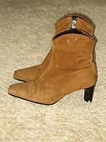 Ботинки----Кожа---Gabor!!!