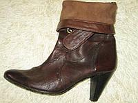 Ботинки--Кожа--Италия--37р.!!!
