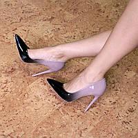 Туфли женские на шпильке Vices So Kate Лабутены амбре, CHRISTIAN LOUBOUTIN