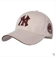Бейсболка New York классическая