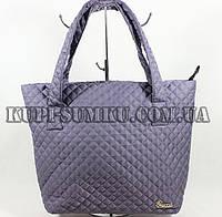 Фиолетовая женская сумка GUCCI стеганая
