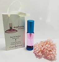 35мл Парфюм-спрей В ПОДАРОЧНОЙ упаковке Euphoria Blossom Calvin Klein (Ж)