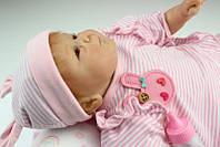 Обаятельная кукла Джелли, реборн, 36см, мягконабивная, в подарочной упаковке