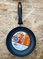 Сковородка с гранитным покрытием Chef's Choice 24см.