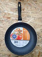 Сковородка с гранитным покрытием Chef's Choice 30см.