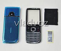 Корпус Nokia 6700c хром c клавиатурой class AAA