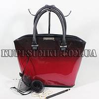 Гламурная модная лаковая сумка BELIT