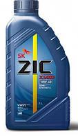 Моторное масло для TIR полусинтетика ZIC X5000 10W40 1L для грузовиков