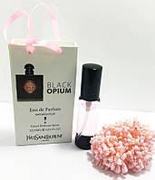 35мл Парфюм-спрей В ПОДАРОЧНОЙ упаковке Black Opium Yves Saint Laurent (Ж)