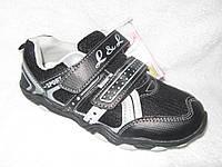 Кросовки  для мальчика Lilin р34 черные