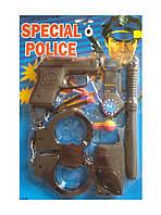 Детский полицейский набор