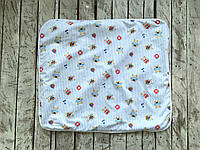 Непромокаемая пеленка 70*80, морская