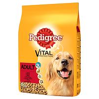 Pedigree (Педигри) Vital Protection Adult сухой корм с говядиной и птицей для взрослых собак 8,4 кг