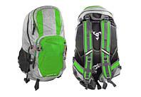 Туристический рюкзак V-40л Color Life бескаркасный (салатовый)