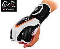 Перчатки для смешанных единоборств MMA Rival Classic черные