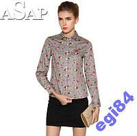 Блузка блуза , туника женская Asap Woman . Casual