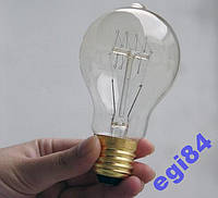 Лампа Эдисона 40W E27 А19 220V  Edison Lamp