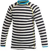 Детская футболка с длинным рукавом Craft Warm Wool CN J - 146/152 1901659-9900