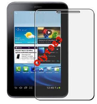 Защитная пленка на Samsung Galaxy Tab 2 7.0 глянец