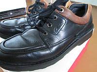Мокасини-туфлі кожа мужские42р - Англія Clarks