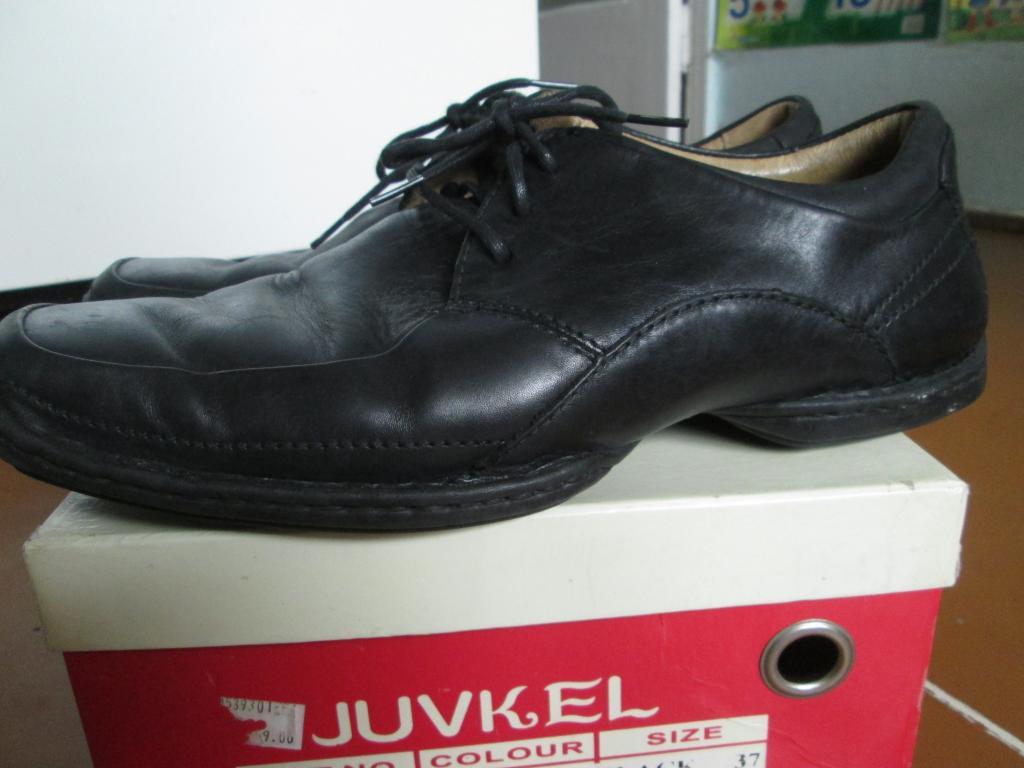 МУЖСКИЕ мокасини-туфлі КОЖА 42.5  суперлегкі
