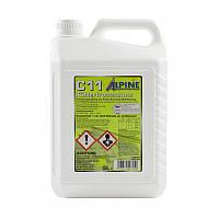 Охлаждающая жидкость / Антифриз Alpine C11 (концентрат) 5л