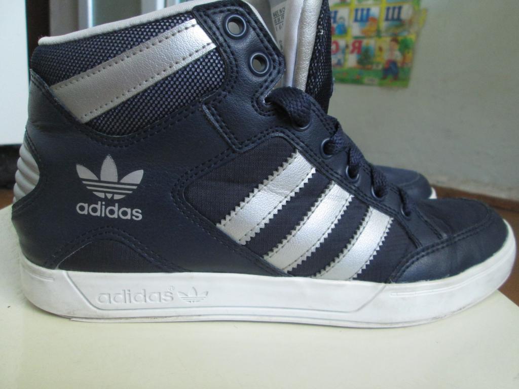 КРОСОВКИ 37р сині КЕДИ.ОРИГІНАЛ АДІДАС Adidas