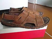 Мужские сандалі 44р кожа