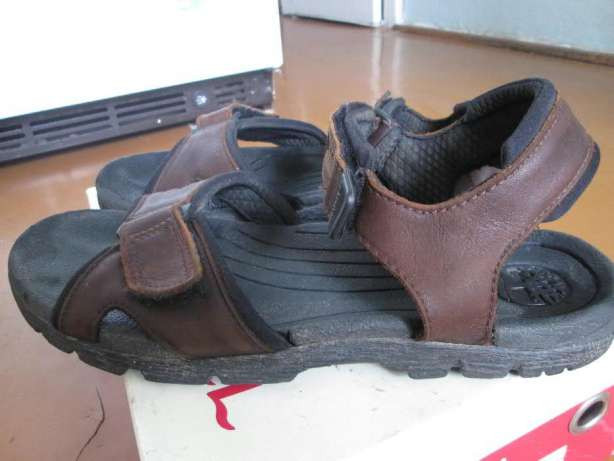 Мужские сандалі 44р кожаTimberlandТрек