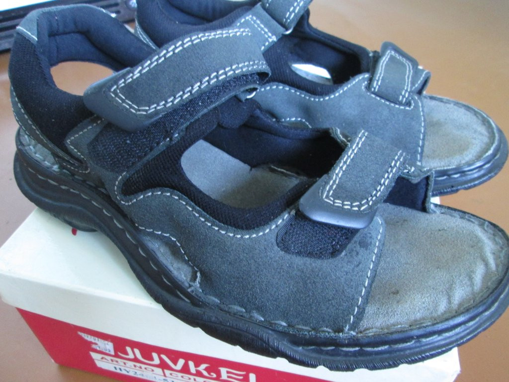 Мужские сандалі 42р кожаТрек