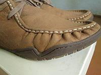 Мокасини мужскі 44.5р кожа