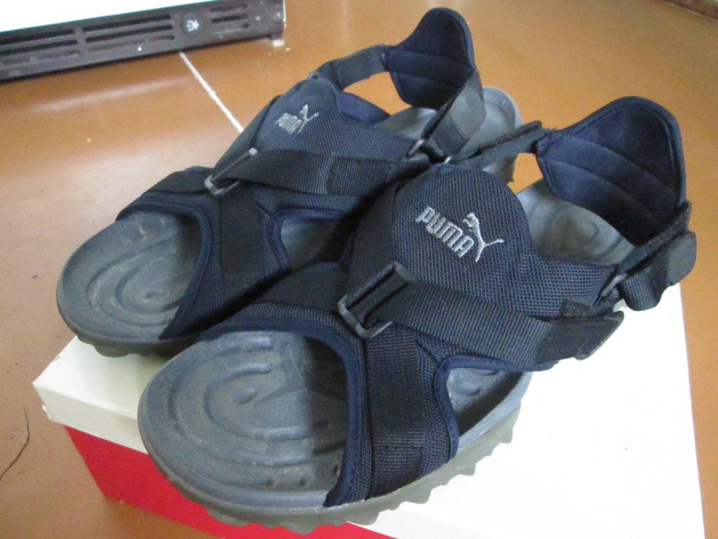 Мужские сандалі 44.5р PUMAТрек