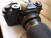 Фотокамера  RevueFlex AC2 Pentax K+М-42 тушка