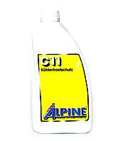 Охлаждающая жидкость / Антифриз Alpine C11 (концентрат) 1,5л