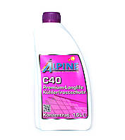 Охлаждающая жидкость / Антифриз Alpine C40 (концентрат) 1,5л
